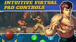 Street Fighter IV Champion Edition APK - Download Gratis Game Android Terbaru