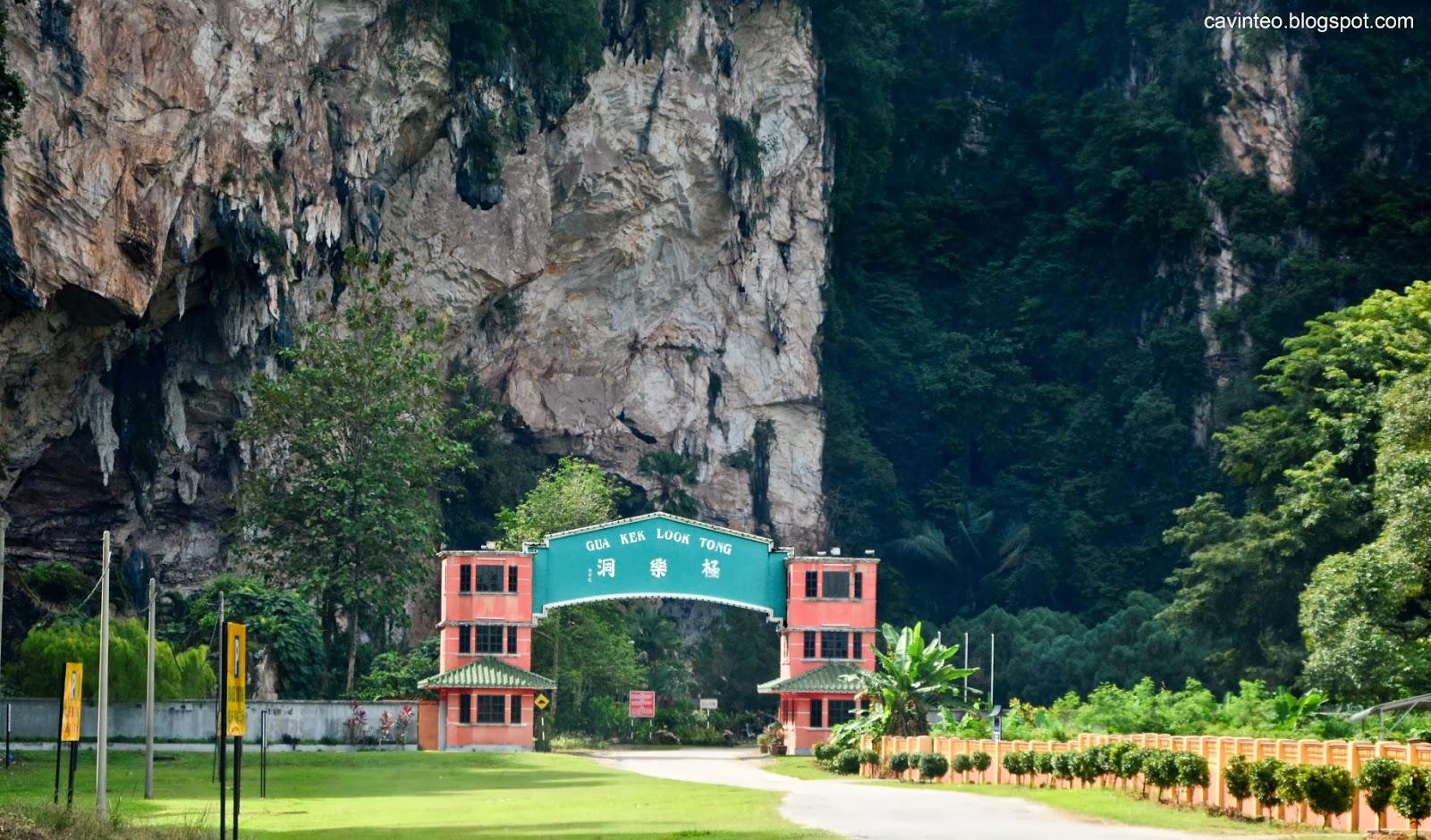 Entree Kibbles: Kek Lok Tong Cave Temple [極樂洞] - Cavern of Ultimate Bliss @  Ipoh [Perak, Malaysia]