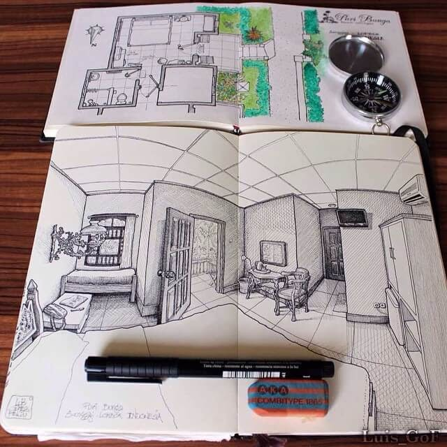09-Indonesia-LG-Feliu-Interior-Design-Travel-Diary-Drawings-www-designstack-co