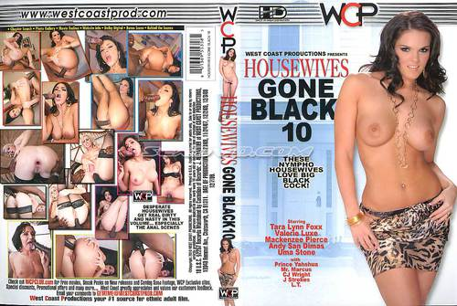 Housewives Gone Black 10 CD 001