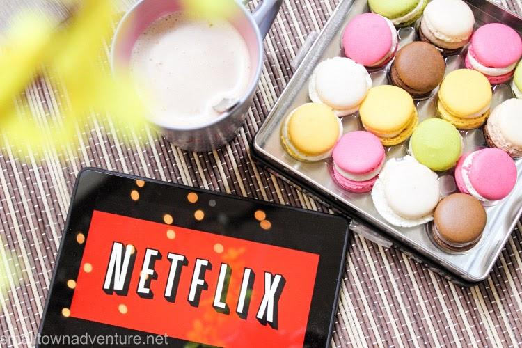 Media Monday, Macarons, Netflix, Serien die ich noch sehen möchte, Serienjunkie, Blogparade, Filmblogger