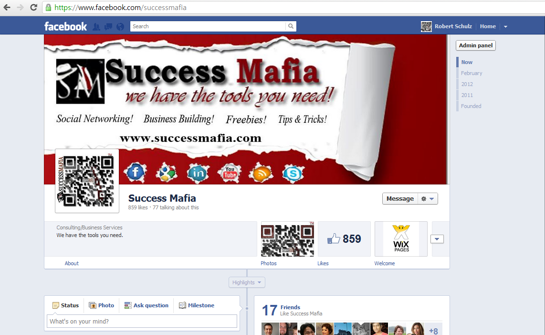 Facebook Page Timeline Example Facebook fan page - theFacebook Page Timeline Example