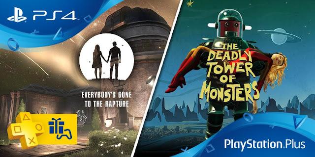 Se anuncian los juegos de Playstation Plus de noviembre