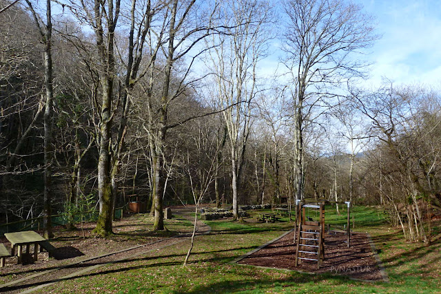 Área Recreativa del Chorrón - Piloña - Asturias