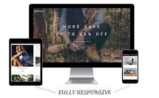 ShopIsle Wordpress Ecommerce Theme Free Download