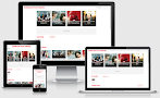 Animag Responsive Blogger Template