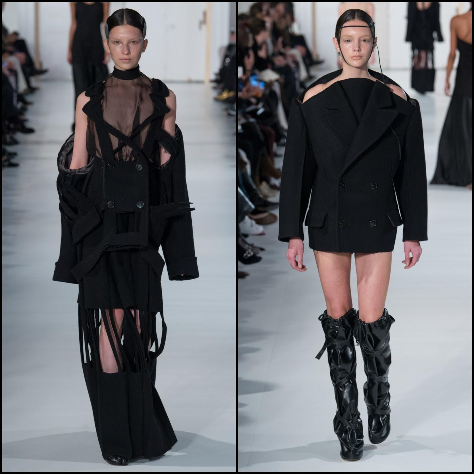runway report paris haute couture fashion week maison. Black Bedroom Furniture Sets. Home Design Ideas