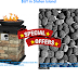 Staten Island : ➫ 13 units of Giantex Propane Fire Pit Table, 40,000 BTU Outdoor Bowl Fire - AND - Tumbled Black/Gray Natural Lava Rocks Pebbles. for Outdoor ☞ 2020 delivery to Crown Heights