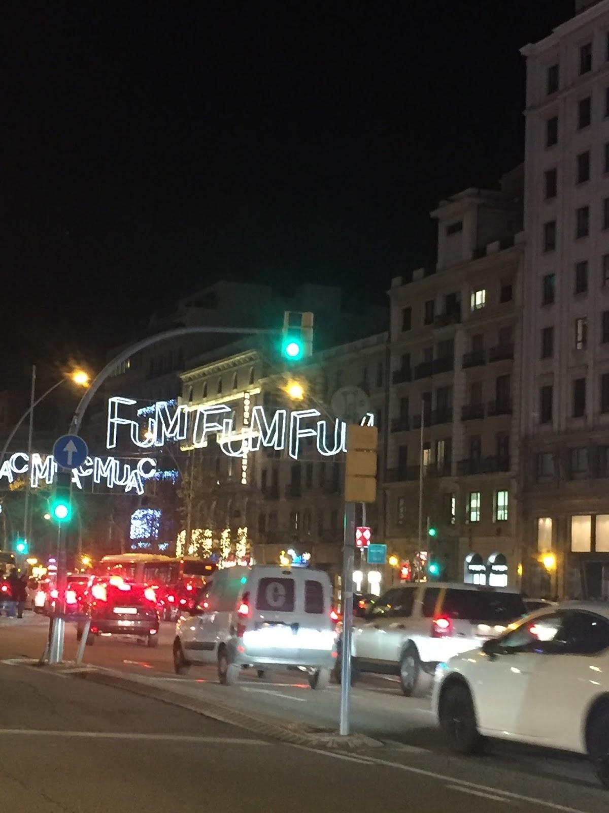 Boże Narodzenie Barcelona