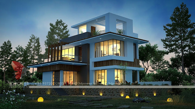 bungalow house plans in Bijapur