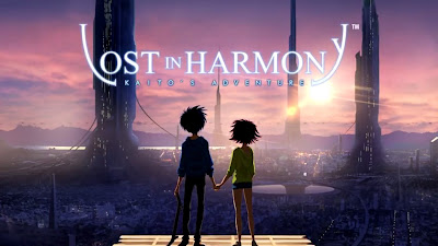لعبة,lost,in,harmony,action,android