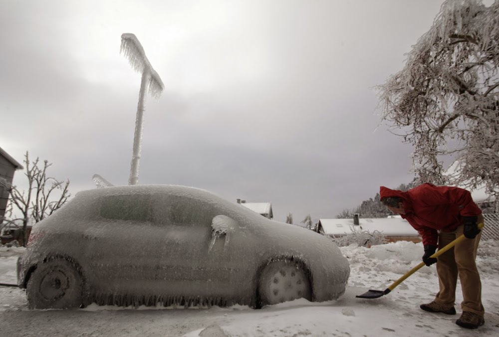 Slovenia Is Still Frozen Solid: 'This Is Crazy, Really Crazy' - Snow Addiction - News about ...