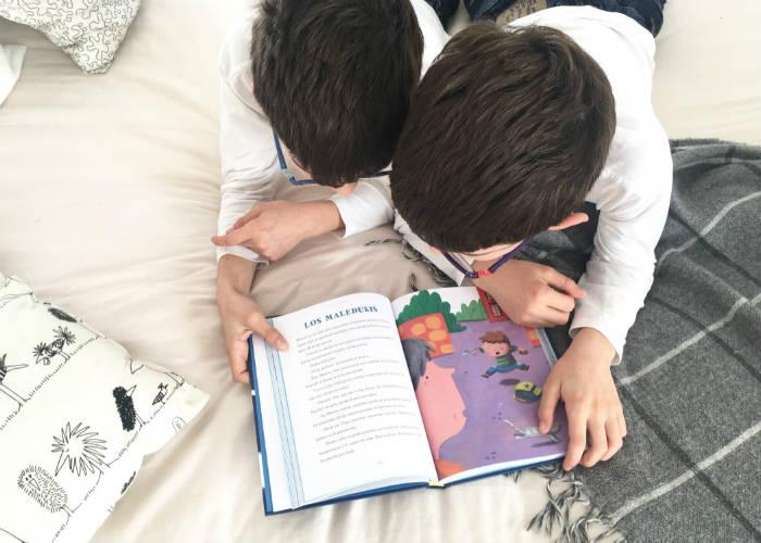 el gran libro de las emociones, recopilación 30 cuentos para la educación emocional