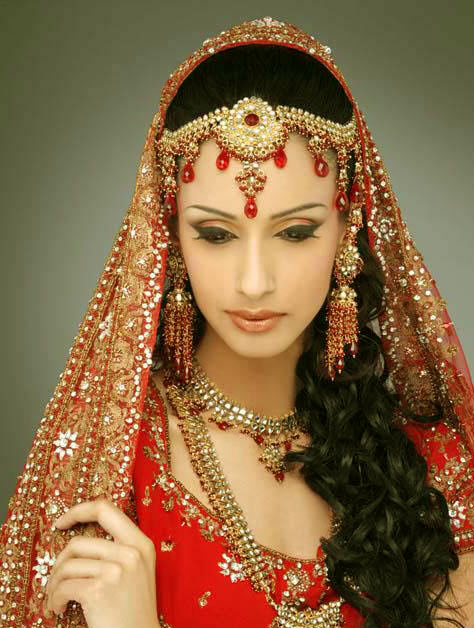 Indian Bridal Dulhan Wedding Dresses For 2012 - fashion world