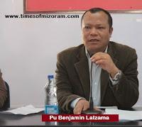 Lunglei Additional DC Pu Benjamin Lalzama