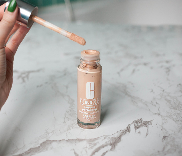 Beauty: Clinique Beyond Perfecting foundation + concealer review