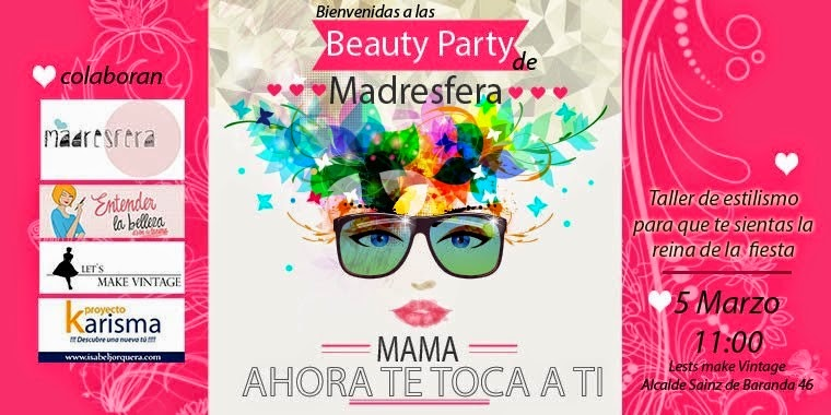 BeautyParty Madresfera