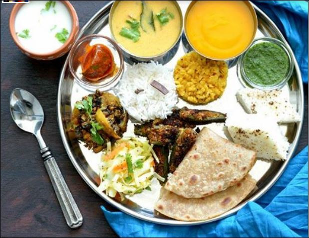famous indian food trickdump Gujarati