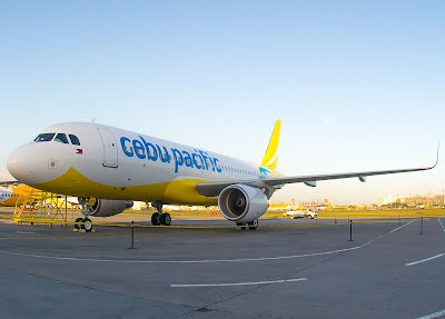 Cebu Pacific Selects Recaro Ergonomic Seating for A321 Fleet