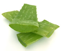 Beauty tip Aloe Vear gel for sun burn
