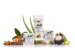 Amway enters the herbal skincare market with the launch of A new 'Attitude Be Bright Herbals' range