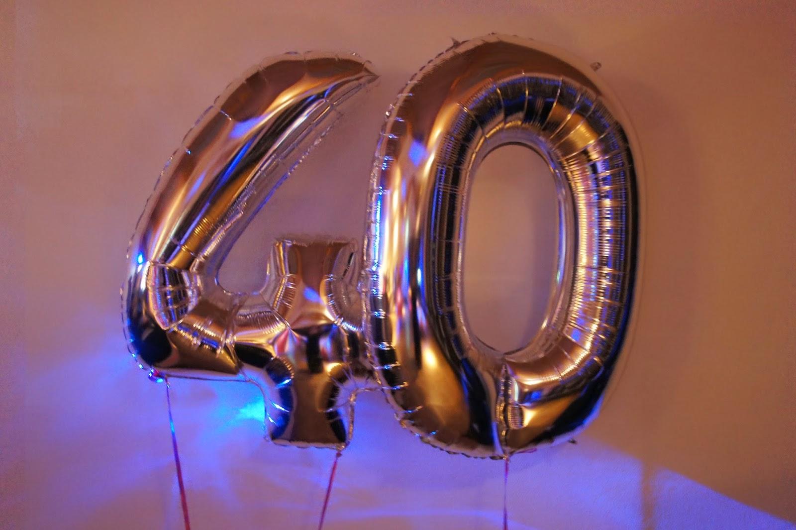 40 års fest Mammamians: 40 års Festen Del 1 40 års fest