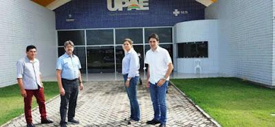 Goiana: Visita de deputados da oposição constatam abandono da UPA
