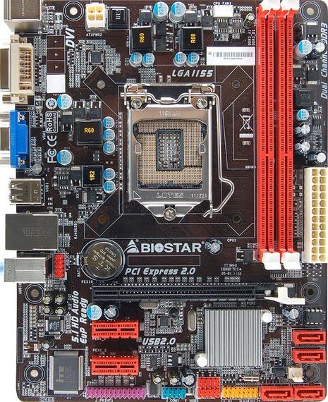 Biostar H61MGC Ver. 6.x Download Drivers