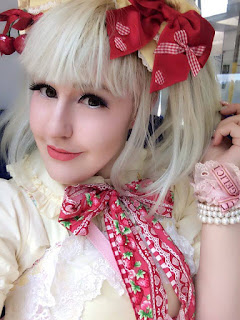 kawaii sweet cute lolita fashion devilinspired berry