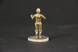 Figurine C-3PO.