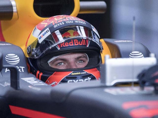 Verstappen Tak Punya Masalah dengan Ricciardo