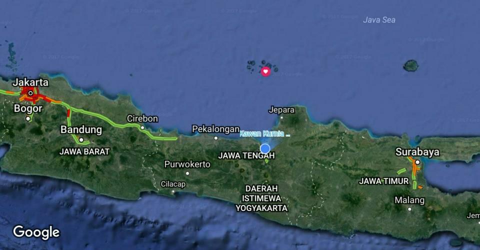 Karimun Jawa Dimana Paket Tour Karimunjawa Travel Wisata Murah