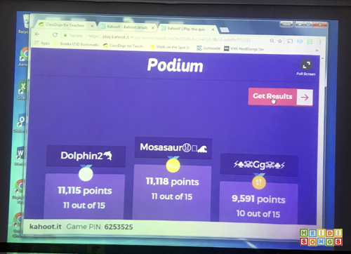 Kahoot Games with Free Matching Worksheets! Whoop!