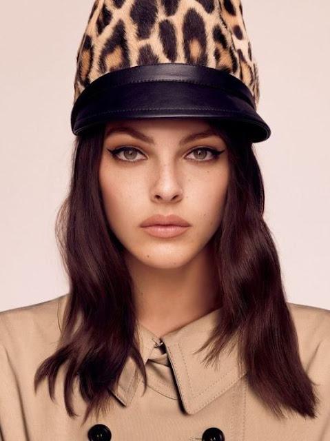 sombrero peinados mujer 2017