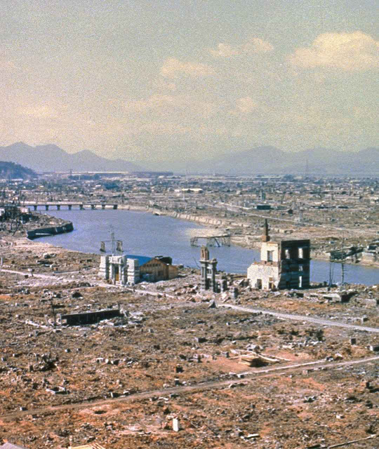 Hiroshima, depois da bomba