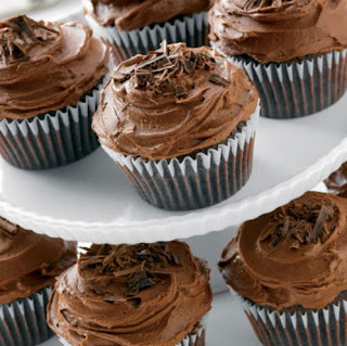 cupcake coklat