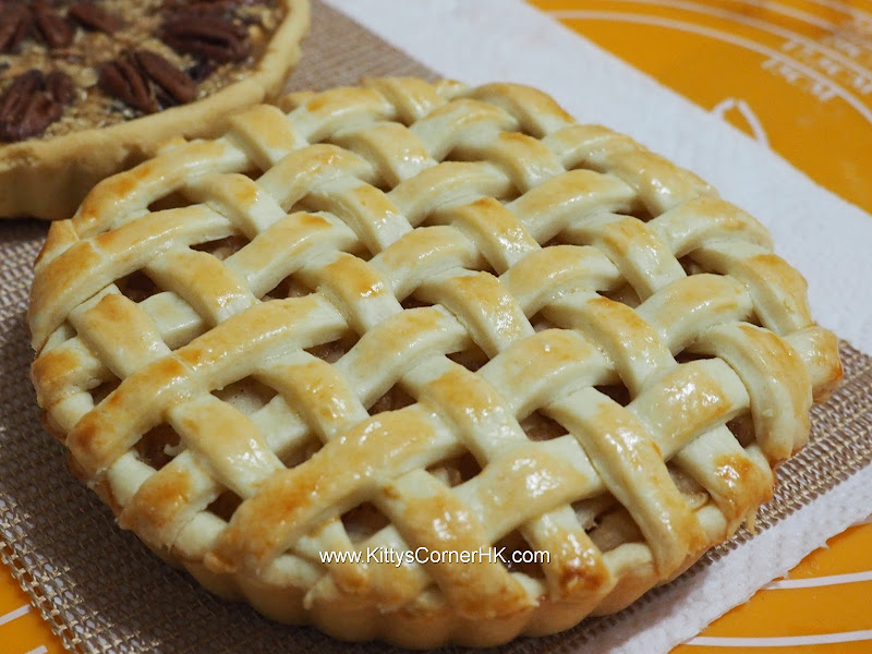Apple Pie 蘋果批 自家食譜 home baking recipes