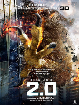 2 Point 0 Movie Poster | Images | Gallery