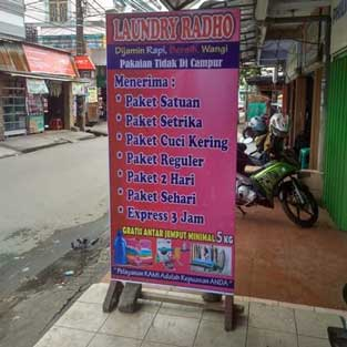 Lowongan Kerja Karyawan di Laundry Rhado Makassar