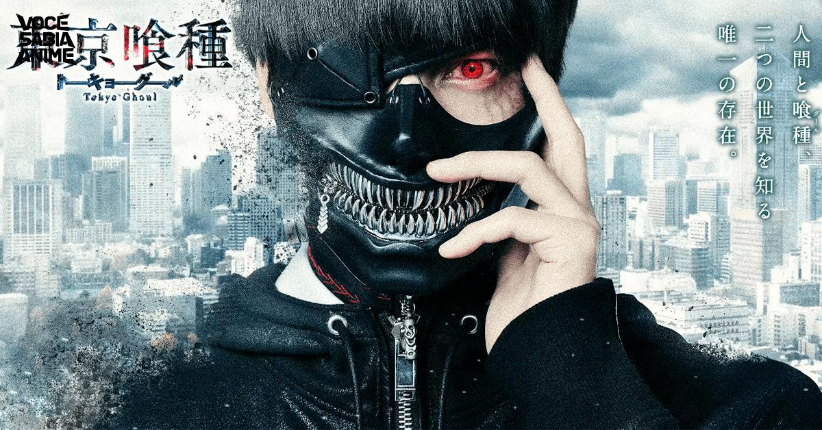 Tokyo Ghoul live action vem para os cinemas brasileiros