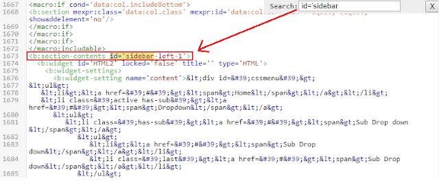 find-code-html-blogger