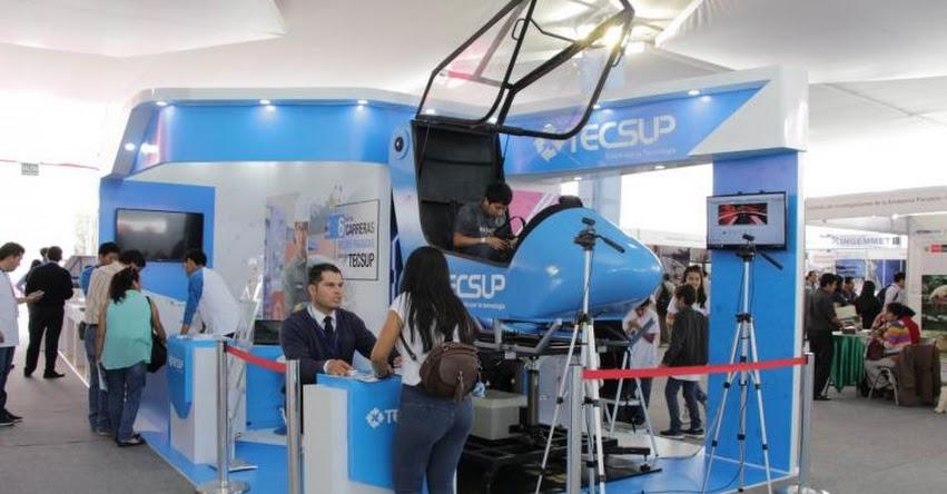 CONCYTEC: Feria «Perú con Ciencia» ofrece charlas sobre becas y estudios en el extranjero - www.concytec.gob.pe