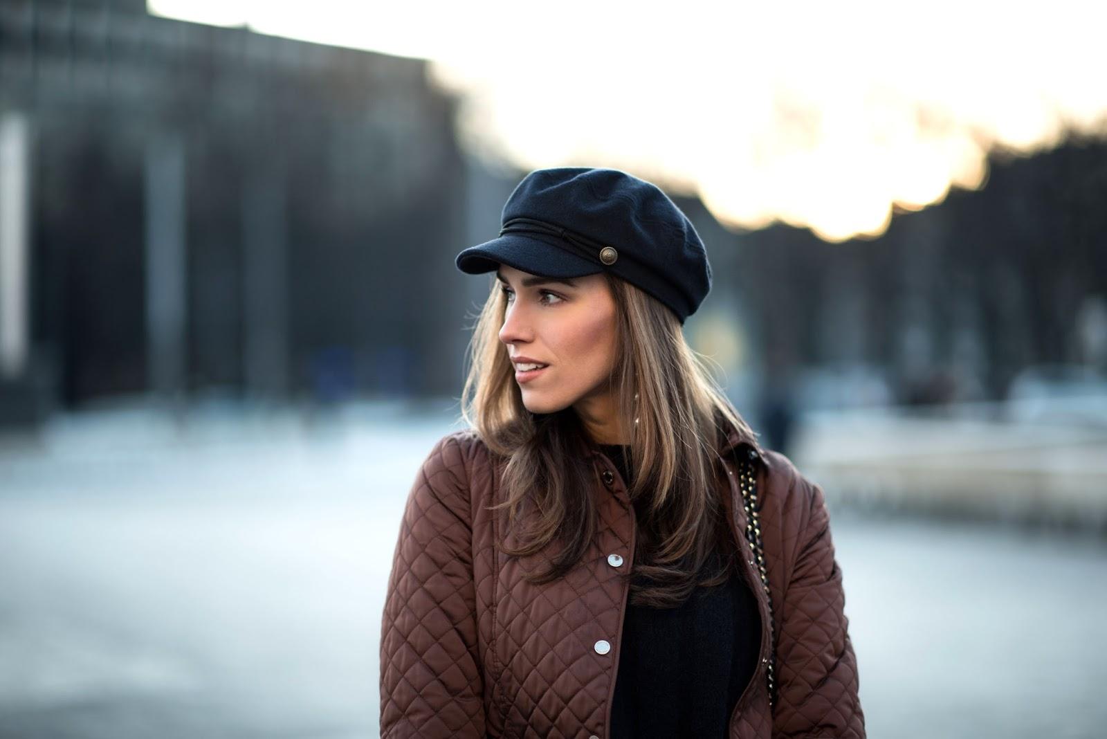 fisherman cap