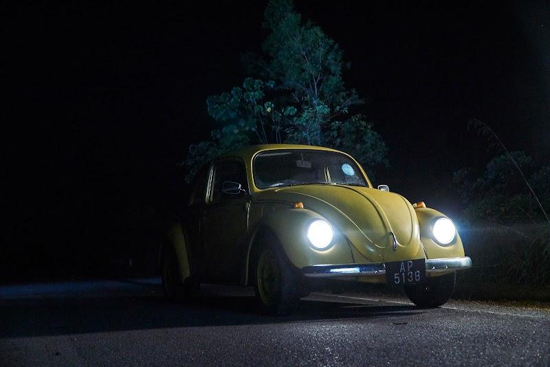 Filem Seram : Misteri Volkswagen Kuning