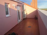 atico duplex en venta calle carinena villarreal terraza1