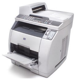 HP Color Laserjet 2840 Driver