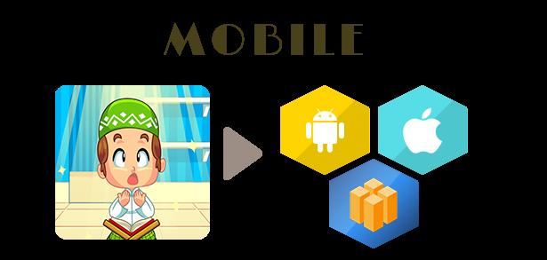Ramadan Kids Prayer - Android studoi + Tamplate buildbox - 2