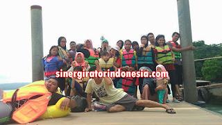 paket tour snorkeling tanjung lesung murah