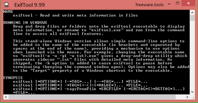 Freeware Tools: August 2015