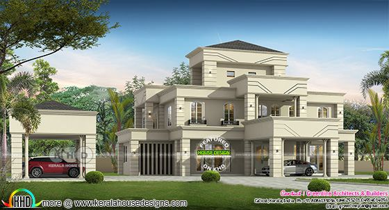 Luxury Colonial house with 6 bedrooms